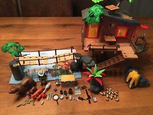 Playmobil 5557 Abenteuer Baumhaus mit viel Zubehör ...
