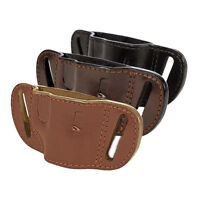 Ruger Molded Belt Slide Gun Holster - Custom Fit To Your Ruger - Lh Or Rh