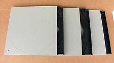 3 Revox Schuber grau, für grosse Spulen mit 26,5 cm Ø