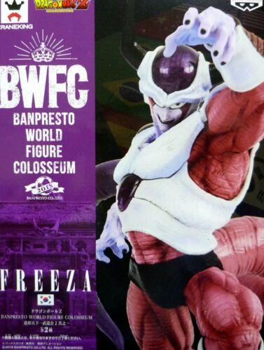 BWFC Freeza Banpresto World Figure Colosseum Type A Dragon Ball Z