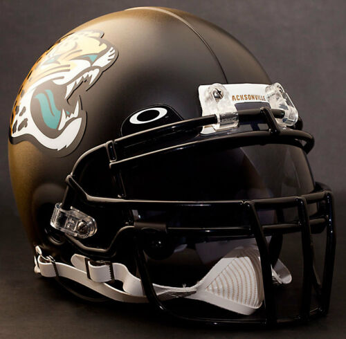 JACKSONVILLE JAGUARS Schutt ROPO-DW Football Helmet Facemask//Faceguard BLACK