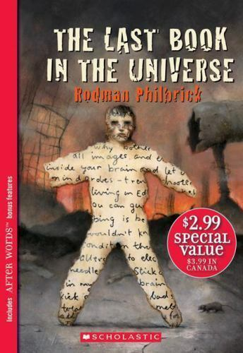 Last Book In The Universe, The-ExLibrary