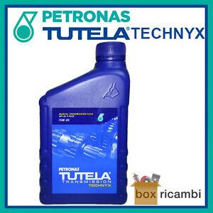 TUTELA-TRANSMISSION-TECHNYX-OLIO-CAMBIO-SINTETICO-75W85-GRUPPO-FIAT