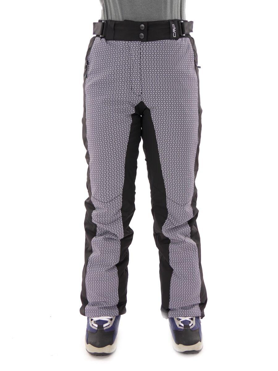 CMP Skihose  Snowboardhose Winterhose black Muster Stretch wasserfest  cheaper prices