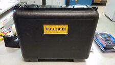 Fluke Plastic Hard Case 17 14 475 Od Great Shape