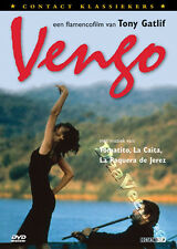 Vengo NEW PAL Arthouse DVD Tony Gatlif Canales Spain