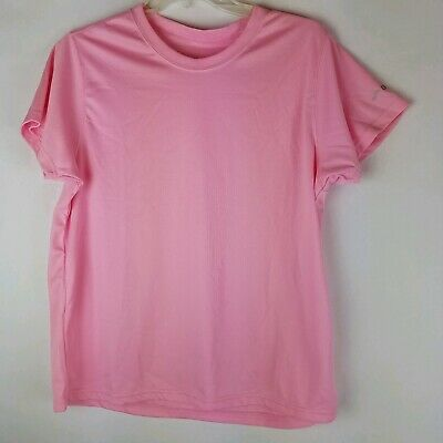 Brooks Women/'s Equilibrium Technology Podium Short Sleeve Pink 220013602.035