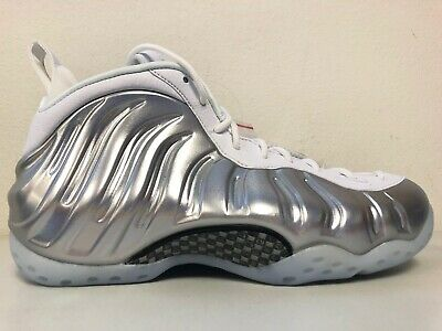 Air Foamposite One Chrome White WNovelship