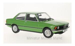180043-KK-scale-bmw-318i-e21-verde-1975-1-18