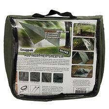 PROFORCE EQUIPMENT 61670 Snugpak All Weather Shelter Olive