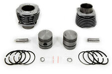 Zylinder und Kolben Satz ALMOT Ural Motoren, Ural 650 Aluminium