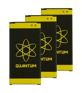 3x-Quantum-6170mAh-Extended-Slim-Batteries-For-Samsung-Galaxy-S5-i9600-SM-G900V