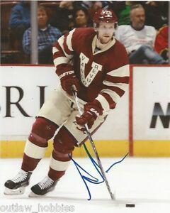 Vancouver-Canucks-Alexander-Edler-Autographed-Signed-8x10-Photo-COA-M