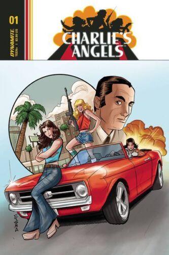 Cover B - Eisma Charlies Angels #1