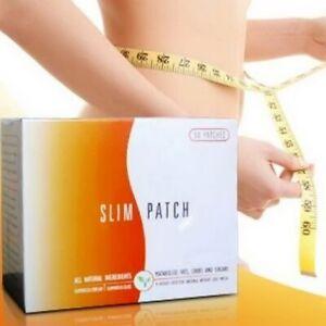 30Stk-Slim-Patch-Abnehmen-Gewichtsreduktion-Diaetpflaster-Navel-Pflaster