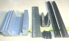 New Listinglot Of 6 Aluminum Industrial Heat Sink Variety For Electronics