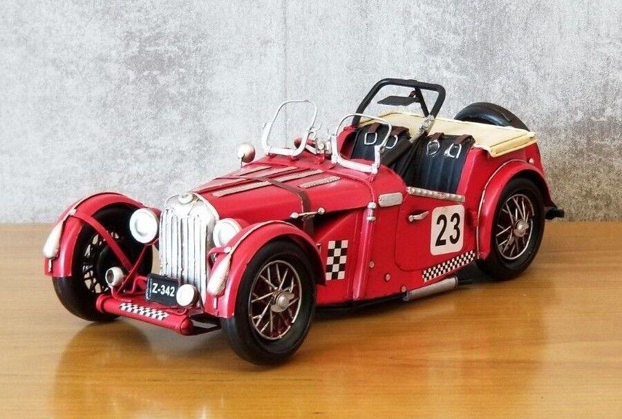 MG Tinplate bil blechsmodellllerl handgjord kopia