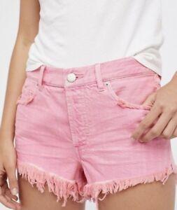 taglia jeans di Pantaloncini morbidi nuovi rilassati taglia 26 e morbida tagliati 4aOFpO6q