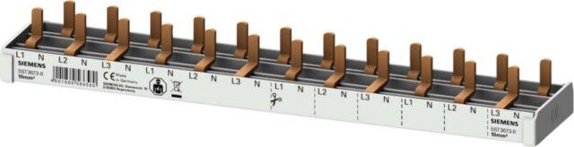 Siemens Stiftsammelschiene 5ST3673-0 Phasenschienen 5ST36730 Stiftsammelschiene