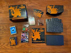 2020 Pokemon Champions Path Elite Trainer Box w//contents No packs or Promo