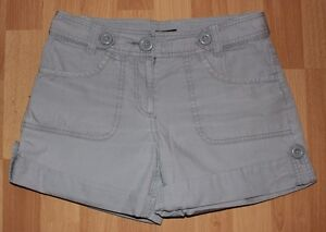 Shorts Hotpants 34 36 Waschung Effekt Grau Baumwolle Top Zustand H&M - Deutschland - Shorts Hotpants 34 36 Waschung Effekt Grau Baumwolle Top Zustand H&M - Deutschland