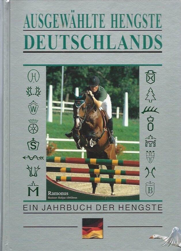 Jahrbuch Ausgewählte Hengste Deutschlands 2002/03. Ein Jahrbuch der Hengste.
