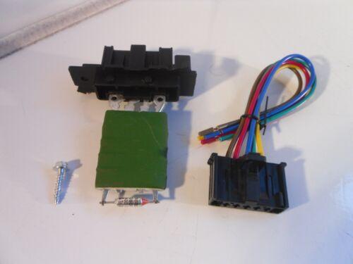 Wiring Loom For Vauxhall Adam Corsa D Corsa E Heater Motor Fan Blower Resistor
