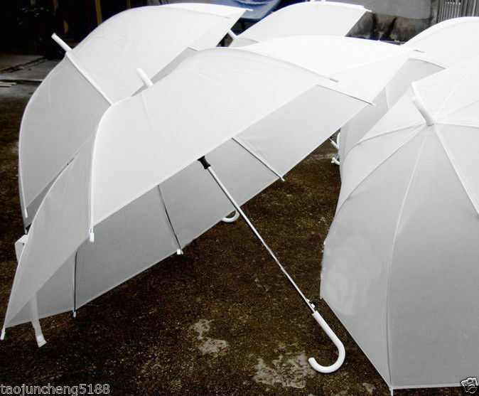 2018NEW Very beautiful rainbow Umbrella Parasol For Wedding Party Favor
