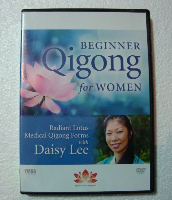 Beginner Qigong for Women: Radiant Lotus Medical Qigong Forms (DVD, 2017)