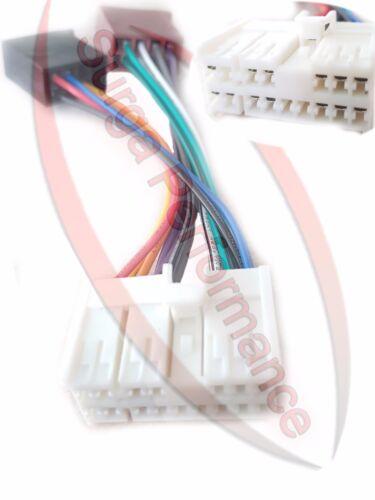 ISO adaptador orginal autoradio hyundai//kia hasta año 2005