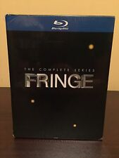 Fringe: The Complete Series (Blu-ray Disc, 2013) BRAND NEW! See Pictures