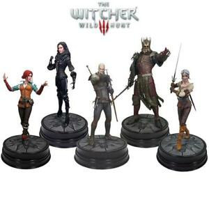 Details about SET THE FIGURES WITCHER 20 CM GERALT YENNEFER CIRI TRISS  EREDIN STATUE STATUE #1