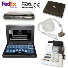 Portable Ultrasound Machine Laptop Diagnostic Ultrasound Scanner Cardiac Convex