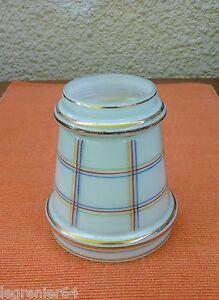 Abat-jour-opaline-verre-lustre-lampe-petrole-lampe-electrique-110-mm-N-325
