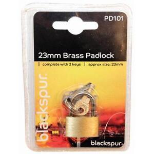 25mm-Brass-Mini-Luggage-Suitcase-Shed-Door-Cupboard-Lock-Padlock-amp-Keys
