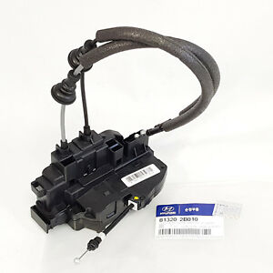813202b010 Door Lock Actuator Front Right Rh For Hyundai Santa Fe 2007 2010 Ebay
