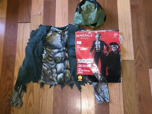 Universal-Studios-MONSTERVILLE-034-Frankenstein-034-Child-Costume-Size-Small-4-6