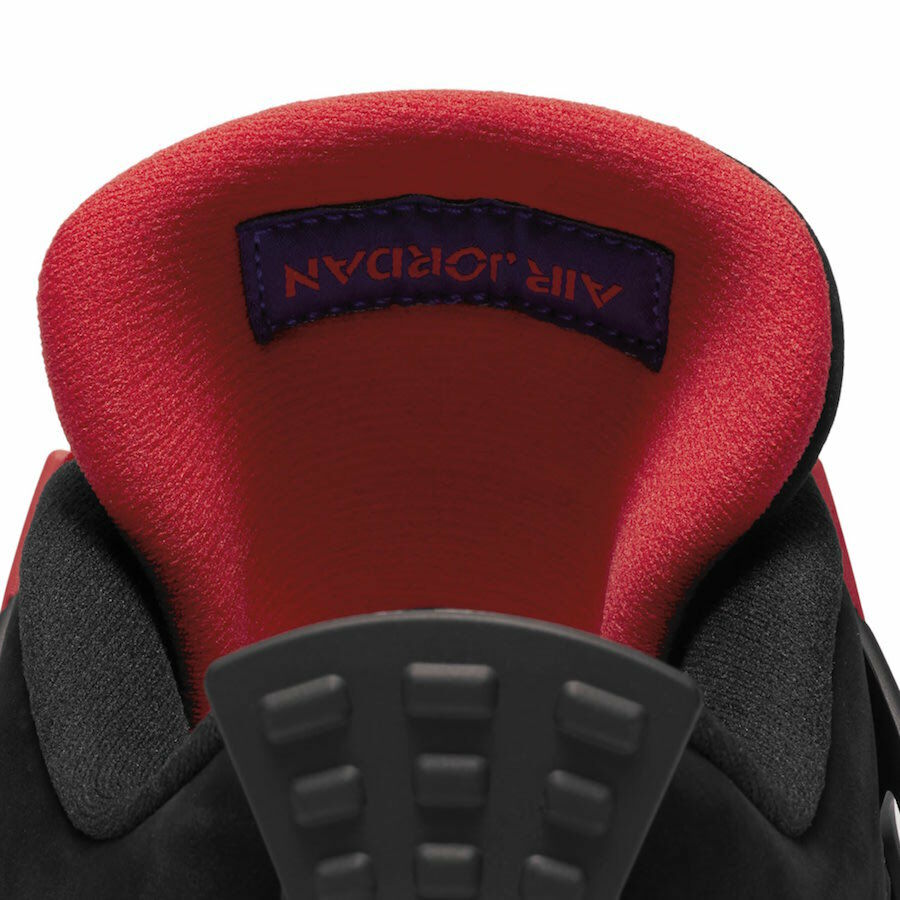 Nike air jordan retro - iv 4 nrg 2018 2018 2018 raptoren mit schwarz - rot - lila aq3816-065 vor gericht 51835a