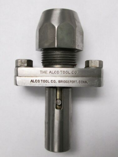 """Non-Releasing 1//32/"""" to 1//8/"""" Tap Shank Cap. ALCO Tap Holder 5//8/"""" Shank Dia."""