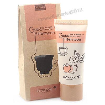 SKINFOOD [Skin Food] Good Afternoon Peach Green Tea BB #2 Natural Beige 30g