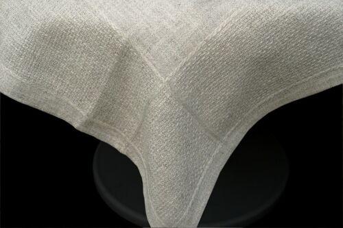 Medios manta 90x90 cm-zähldecke leinenartig cruz clave campo aida bordar