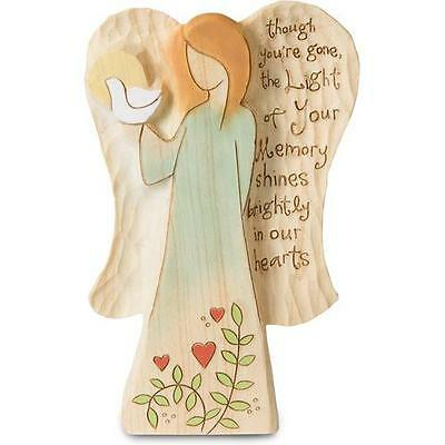 In Memory Sentimental Carved Angel Gift Love New Boxed 78006