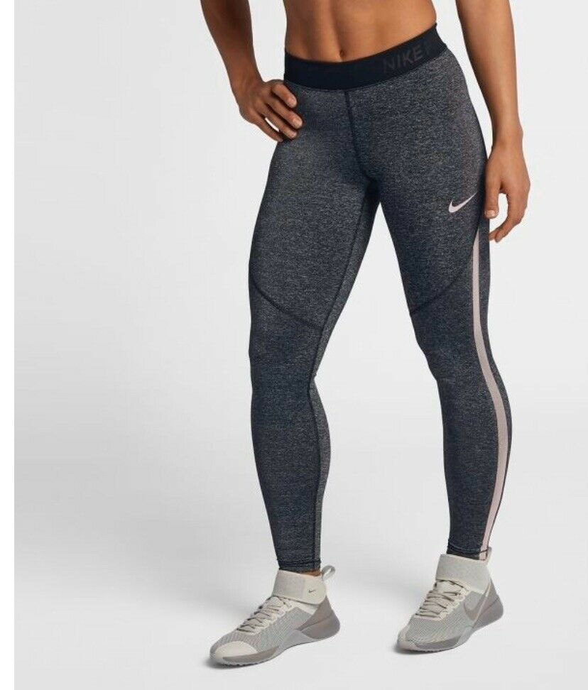 Women's Nike Pro Hypercool Leggings Course Gym Taille S