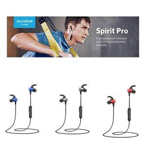 Slim sans Fil Casque Soundcore Spirit X I Pro Bluetooth 5.0 SPORTS Casque