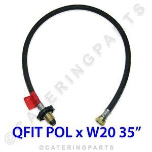 0.9m LPG Tuyau Volant de Manœuvre Quickfit Pol W20 Natte Gaz Bouteille l4Irsfmy-07141706-476914934
