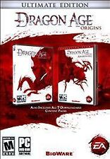 Dragon Age: Origins -- Ultimate Edition (PC, 2010)