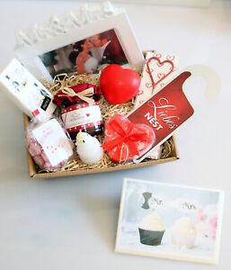 Details Zu Hochzeit Geschenk Geschenkidee Geschenkkorb Mr Mrs