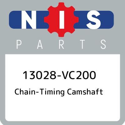 13028VC200 Genuine Nissan CHAIN-TIMING,CAMSHAFT 13028-VC200