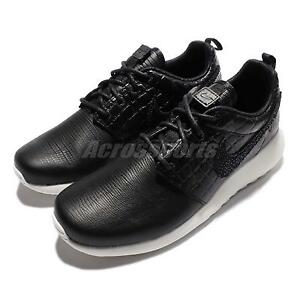 Nike Women'S Wmns Roshe One Lx, Negro / Negro-Marfil, 7 Us