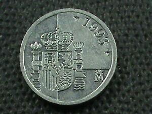 Spanien-1-Peseta-1993-UNC-Maximum-in-USA